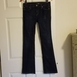 Joe's Jeans 27 Skinny Bootcut *Snag, Otherwise EUC